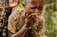 Give Fresh Water in Jesus Name